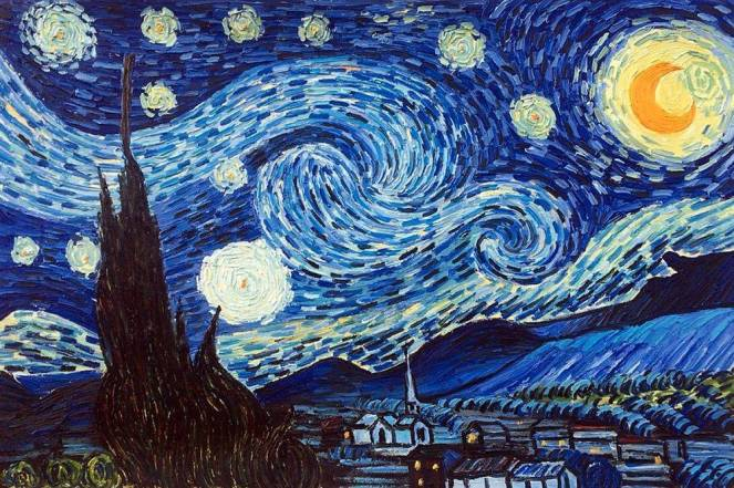REP00002_Starry_Night_Vincent_Van_Gogh